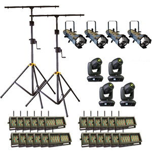 Lighting Rental Packages