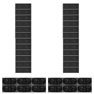 Arena Line Array Package