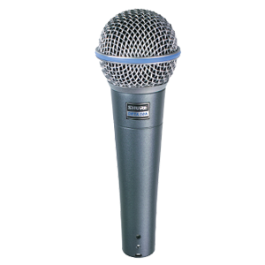 Microphones Rental