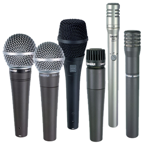 boston audio rentals microphones rental. Black Bedroom Furniture Sets. Home Design Ideas